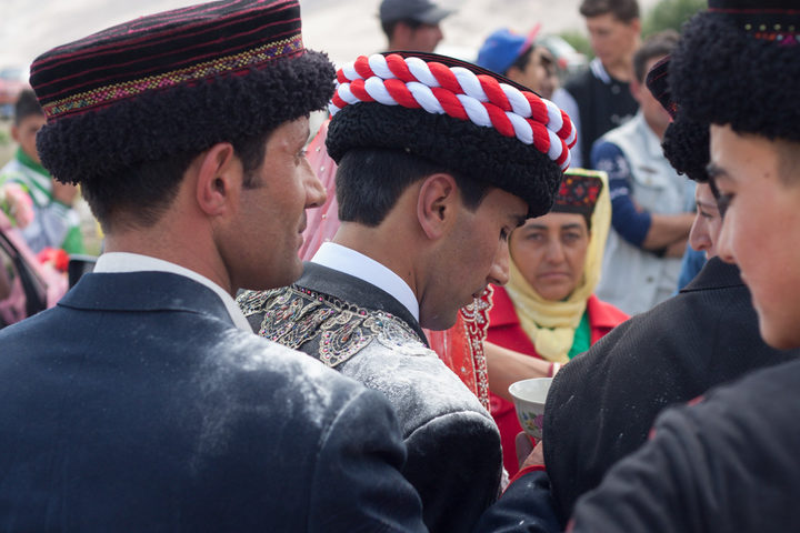 Pamiri Tajik Wedding Welcoming Back